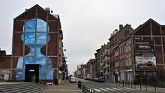 Seth / Anderlecht - 13 jan 2018 (Ferdinand 'Ferre' Feys) Tags: bxl brussels bruxelles brussel belgium belgique belgië streetart artdelarue graffitiart graffiti graff urbanart urbanarte arteurbano ferdinandfeys seth