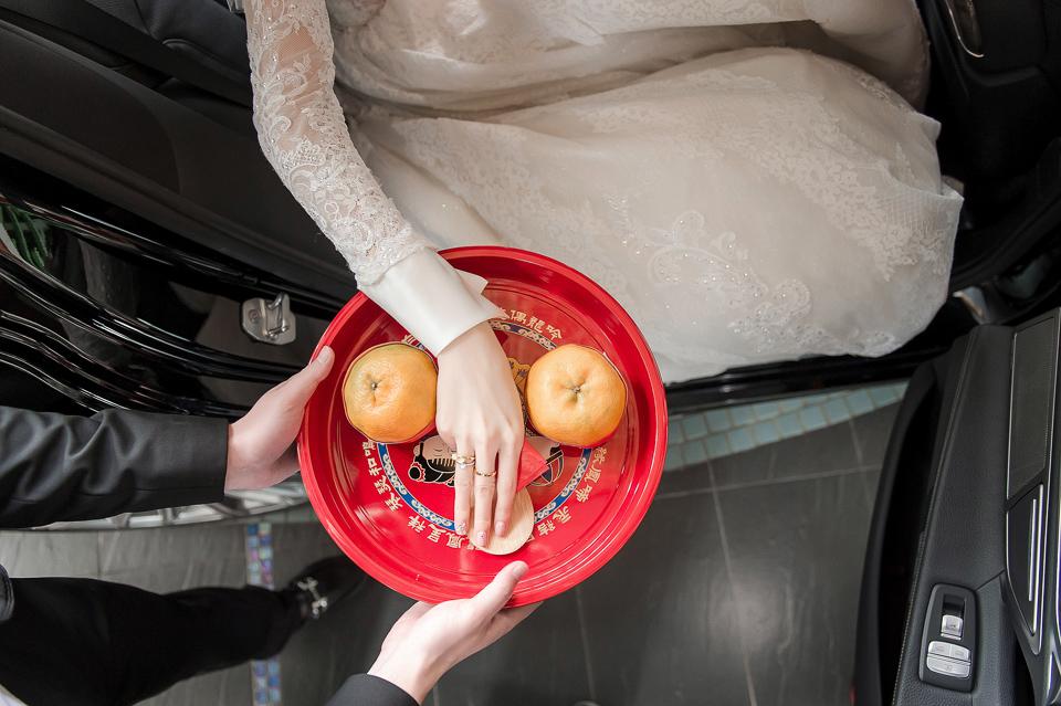 婚攝 高雄林皇宮 婚宴 時尚氣質新娘現身 S & R 083
