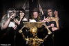 1st Annual Goth Horror shoot (Rick Drew - 19 million views!) Tags: goth horror hauntedhouse cosplay illinois costume podium alter satanic church