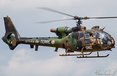 Aerospatiale SA-342M Gazelle GNZ (Florian GIORNAL) Tags: aerospatiale sa342m gazelle alat french air force army helicopter meeting 2014 avgeek aviation aviationphotography airbase spotting spotter france armée military