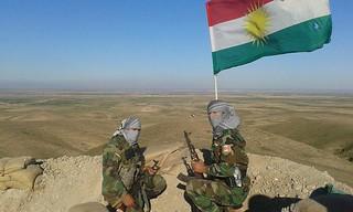 Kurdish Peshmerga nominated for Noble Peace Prize for ISIS 'sacrifices'