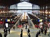 Paris Gare du Nord station (TeaMeister) Tags: europe train travel interrail seat61 journey cities spain espana malaga france paris london eurostar sncf ave renfe europeanunion createyourownstory station passengers busy