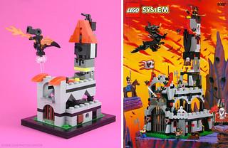 Micro Night Lord's Castle Comparison