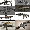 BrickArms Fan Discussion: Too Tacticool for School (enigmabadger) Tags: brickarms lego custom fan discussion rifle assault gun machine g28 aac honey badger remington act m27 iar 416 beta tactical ak mk18 m14 ebr