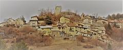 Théüs (RarOiseau) Tags: montagne village villageperché hautesalpes paca théus v2000