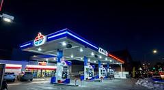 Amoco gas station (ShopKo Fan) Tags: amoco bp gas gasstation fuel