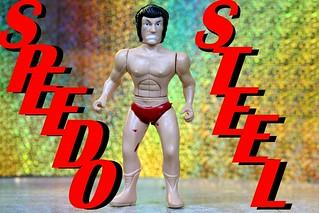 Speedo Steel