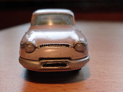 Panhard PL17 Dinky Toys 1/43 (Jack 1954) Tags: miniature car ancêtre old voiture panhard