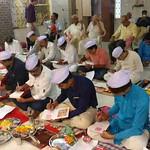 20171019 - Chopda poojan in Swaminarayan Mandir (11)