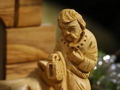 Mensaje de Navidad de D. Ricardo Blázquez (Iglesia en Valladolid) Tags: belen pesebre