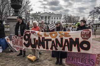 Close Guantanamo Banner