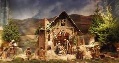 Kerststal in de Sint-Catharinakathedraal, Lange Nieuwstraat 36, Utrecht (Marcel Kochen) Tags: kerststal sintcatharinakathedraal langenieuwstraat utrecht sebastianosterrieder osterrieder