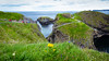 UK - Northern Ireland - Carrick-a-rede - Rope bridge (Marcial Bernabeu) Tags: marcial bernabeu bernabéu uk unitedkingdom greatbritain northernireland norhtern ireland irish carrick rede rope bridge cliffs ocean water sea carrickarede reinounido granbretaña norte irlanda irlandés irlandes mar oceano océano puente cuerda ballintoy
