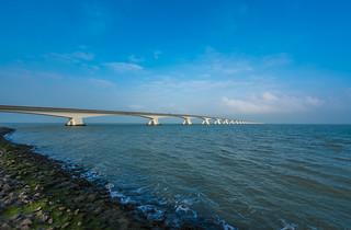 Zeelandbrug Niederlande