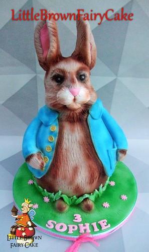 a petr rabbit