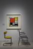 """inspired by Frankfurt exhibition """"Der Stuhl"""" (Ir. Drager) Tags: denhaag netherlands art museum gemeentemuseumdenhaag pietmondriaan mondriaan derstuhl 1921 pietmondrian"""
