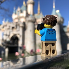 The Disney Castle (ColbyBricks) Tags: colby custom bricks disney land castle lego toy