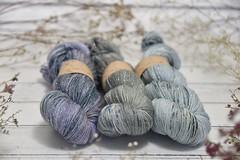 Eden Cottage Yarns Nateby 4ply (Victoria Magnus) Tags: knitting crochet edencottageyarns wool merino handdyed nateby 4ply