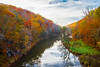 The Gunpowder River in Autumn (mbinebrink) Tags: maryland baltimorecounty gunpowderriver river fall autumn fallcolors autumncolors