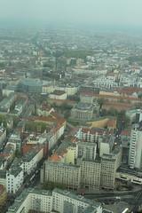 IMG_2216 (paquerettepétille) Tags: tour télévision bâtiment berlin
