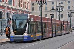 Torino, Via Sacchi 14.01.2018 (The STB) Tags: tram tramway tranvia strassenbahn strasenbahn publictransport citytransport öpnv torino turin trasportopubblico