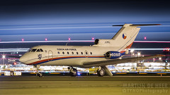 0260 (tynophotography) Tags: czech air force yakovlev yak40 0260 yak 40 airport ams eham nightshot