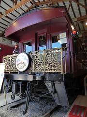 Union, IL, Illinois Railway Museum, Gold Coast Limited Railcar (Mary Warren 10.1+ Million Views) Tags: unionil illinoisrailwaymuseum trains transportation railcars goldcoastlimited