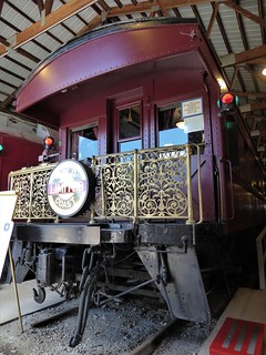 Union, IL, Illinois Railway Museum, Gold Coast Limited Railcar