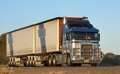 SRV (quarterdeck888) Tags: trucks transport semi class8 overtheroad lorry heavyhaulage cartage haulage bigrig jerilderietrucks jerilderietruckphotos nikon d7100 frosty flickr quarterdeck quarterdeckphotos roadtransport highwaytrucks australiantransport australiantrucks aussietrucks heavyvehicle express expressfreight logistics freightmanagement outbacktrucks truckies srv k108 kenworth aerodyne cabover