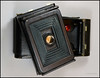 Kodak No.2 Folding Autographic Brownie on Display (06) (Hans Kerensky) Tags: kodak no2 folding autographic brownie back removed film gate lens