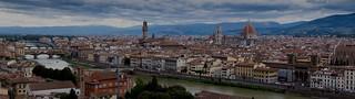 Nostalgia de tí. Florencia.