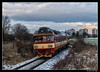 ČD_854 004-9_Neratovice_Central Bohemia_Czechia (ferdahejl) Tags: čd 8540049 neratovice centralbohemia czechia eisenbahn railway dslr canondslr canoneos40d