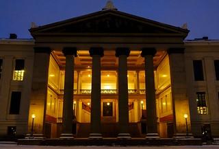 Universitetets Aula i Oslo