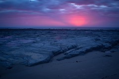 Sunset Aurora (darrylwood) Tags: basscoast paterson cape victoria australia gippsland evening rockpool beach pink aurora sunsets sunset