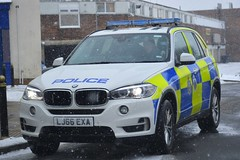 LJ66 EXA (S11 AUN) Tags: durham constabulary bmw x5 anpr police armed response arv roads policing unit rpu 999 emergency vehicle policeinterceptors lj66exa