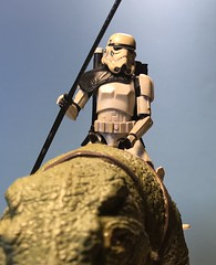 Dewback patrol (chevy2who) Tags: hope new inch six sandtrooper dewback series black toyphotography toy wars start