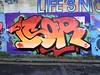 ISOR (Brighton Rocks) Tags: brighton graffiti isor