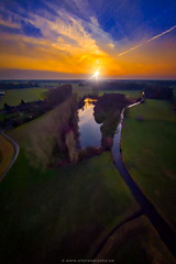 Last lights (radonracer) Tags: bebop drohne drone luftaufnahme niederrhein