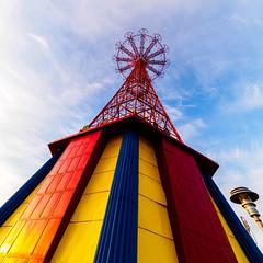 Parachute Jump (deepaqua) Tags: brooklyn lenstagger parachutejump offseason winter coneyisland