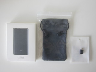 Xiaomi Mi 10,000mAh Power Bank Pro