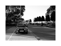 Old BMW car (gerritdevinck) Tags: bmw car retro retrostyle vintage vintagestyle vintagecar bw belgium belgie bwphotography bwtones zwartwit zwartwitfotografie blackandwhite blackandwhitephotography nieuwpoort weskust westvlaanderen dekust fujifilm fujifilmseries fujifilmxseries fujifilmbelgium fujifilmphotography fujifilmxpro2 xpro2 rangefinderstyle rangefinder