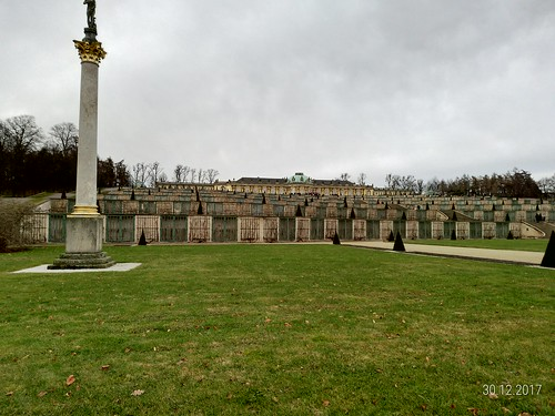 Potsdam,  Sansoussi