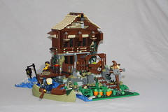 Hermitage (Brave_Tailor) Tags: lego middle ages