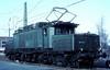 194 071  Ingolstadt  13.03.83 (w. + h. brutzer) Tags: ingolstadt eisenbahn eisenbahnen train trains deutschland germany railway elok eloks lokomotive locomotive zug 194 db e94 webru analog nikon