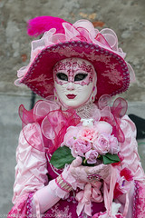Costumes at Arsenale - 2018 Venice Carnevale (Alaskan Dude) Tags: travel italy italia venice venise venedig venezia carnevale carnaval venicecarnevale 2018venicecarnevale people portrait portraits costume costumes