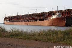 lat82317arrdkw_rb (rburdick27) Tags: leeatregurtha scenicmichigan interlakesteamshipcompany oredock marquette lakesuperior