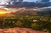 Sedona Splash (Smi77y_OG) Tags: sedona arizona travel landscape sunset color