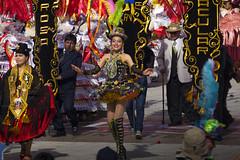 Concurso de Trajes de Luces (luisalbertohm) Tags: peru peruvian lights trajes luces danzas dance visitperu visitsouthamerica colors colorful candelaria puno trip travel tourism turismo