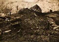 Untitled (Undated) - Adriano de Sousa Lopes (1879 - 1944) (pedrosimoes7) Tags: adrianodesousalopes caloustegulbenkianfoundationmuseum moderncollection lisbon portugal ✩ecoledesbeauxarts✩ artgalleryandmuseums