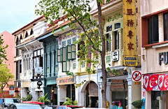 Shophouses (SINGAPORE) (ID Hearn Mackinnon) Tags: singapore joon chiat district south east asian shophouses shop house 2017 architecture traditional style design road street china chinese